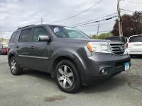 Certified Used 2015 Honda Pilot Touring AWD in Pittsfield MA