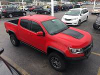 Used 2017 Chevrolet Colorado ZR2 for Sale in Toledo near Bowling Green OH