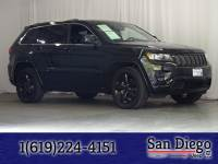 Certified 2015 Jeep Grand Cherokee Laredo 4x2 SUV in San Diego