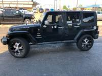 2007 Jeep Wrangler 4WD 4dr Unlimited Sahara Sport Utility for Sale in Mt. Pleasant, Texas
