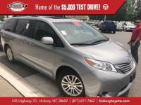 Used 2016 Toyota Sienna 5dr 8-Pass Van XLE FWD