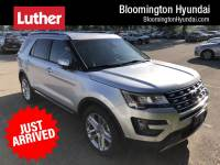 2016 Ford Explorer Limited in Bloomington