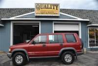 1996 Isuzu Trooper 4dr Wgn S Manual