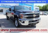 Certified Used 2015 Chevrolet Silverado 2500HD LT Truck in Burton, OH