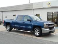 Certified 2017 Chevrolet Silverado 1500 LT w/1LT Truck Crew Cab