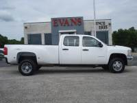 2010 Chevrolet Silverado 3500HD CREW CAB 4X4 LONG BED DUALLY