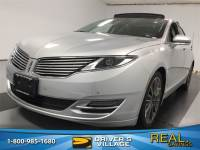 Used 2014 Lincoln MKZ For Sale at Burdick Nissan | VIN: 3LN6L2JKXER817797