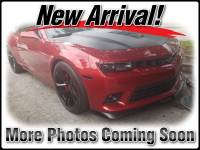 Pre-Owned 2014 Chevrolet Camaro SS w/2SS Coupe in Jacksonville FL