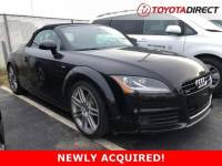 2009 Audi TT 3.2 Roadster All-wheel Drive