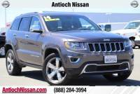2014 Jeep Grand Cherokee Limited 4x4 SUV at Antioch Nissan