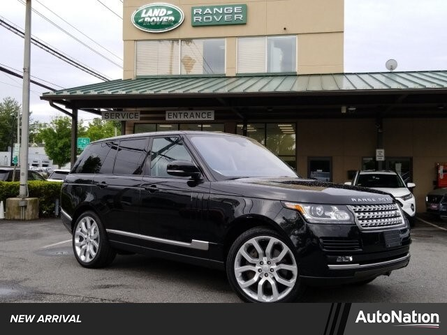 Photo 2016 Land Rover Range Rover Supercharged