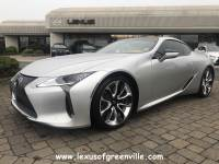 Certified 2018 LEXUS LC 500 Coupe in Greenville SC