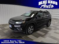 2019 Jeep Cherokee Limited 4x4 SUV in Duncansville   Serving Altoona, Ebensburg, Huntingdon, and Hollidaysburg PA
