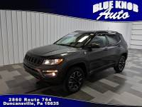 2019 Jeep Compass Trailhawk 4x4 SUV in Duncansville | Serving Altoona, Ebensburg, Huntingdon, and Hollidaysburg PA