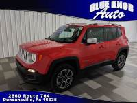 2016 Jeep Renegade Limited 4x4 SUV in Duncansville | Serving Altoona, Ebensburg, Huntingdon, and Hollidaysburg PA