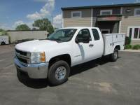 Used 2008 Chevrolet 3500HD 4x4 Service Utility Truck