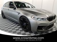 Pre-Owned 2019 BMW M5 in Greensboro NC