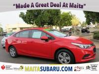 Used 2016 Chevrolet Cruze LS Available in Sacramento CA