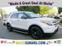 Used 2013 Ford Explorer XLT Available in Sacramento CA