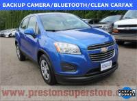 Certified Used 2016 Chevrolet Trax LS SUV in Burton, OH