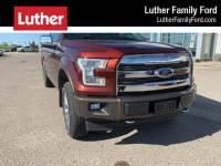 2017 Ford F-150 Lariat 4WD Supercrew 5.5 Box Truck SuperCrew Cab 6
