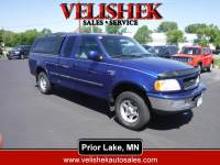 1998 Ford F-150 XLT SuperCab 4WD