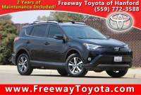2016 Toyota RAV4 SUV Front-wheel Drive - Used Car Dealer Serving Fresno, Central Valley, CA