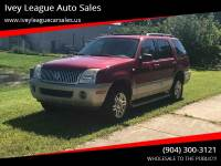 2004 Mercury Mountaineer AWD Convenience 4dr SUV