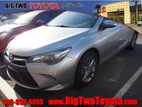 Certified Pre Owned 2015 Toyota Camry SE SE Sedan for Sale in Chandler and Phoenix Metro Area