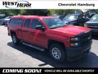 2014 Chevrolet Silverado 1500 Work Truck Truck Double Cab