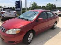 Used 2004 Toyota Corolla For Sale Grapevine, TX