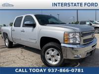 Used 2012 Chevrolet Silverado 1500 LT Truck Vortec V8 SFI VVT Flex Fuel in Miamisburg, OH