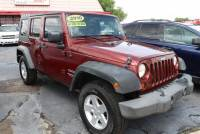 2010 Jeep Wrangler Unlimited Sport for sale in Tulsa OK
