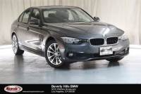 Pre-Owned 2016 BMW 320i Sedan in Los Angeles, CA