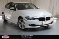 Certified Used 2015 BMW 320i Sedan in Los Angeles, CA