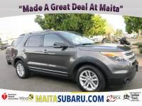Used 2015 Ford Explorer XLT Available in Sacramento CA