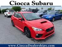 Used 2017 Subaru WRX Manual For Sale in Allentown, PA