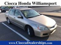Used 2007 Honda Accord 2.4 EX For Sale in Allentown, PA