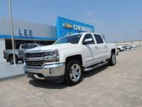 Pre-Owned 2017 Chevrolet Silverado 1500 Crew Cab Short Box 4-Wheel Drive LTZ VIN 3GCUKSEC4HG504455 Stock Number 25622A