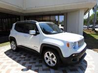 Used 2017 Jeep Renegade Limited in Pembroke Pines, FL | Near Miami