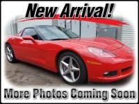 2013 Chevrolet Corvette 1LT Coupe Gas V8 378