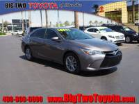 Certified Pre Owned 2017 Toyota Camry SE SE Sedan for Sale in Chandler and Phoenix Metro Area