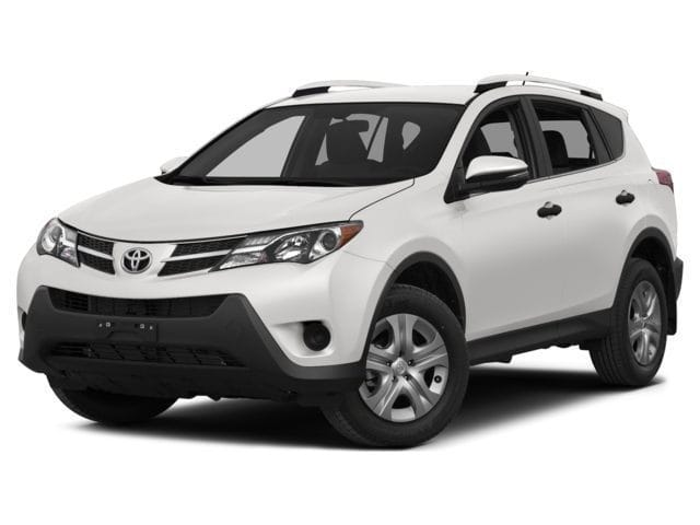 Photo Used 2014 Toyota RAV4 SUV 4WD XLE All-wheel Drive For Sale Streamwood, IL