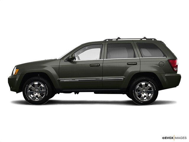 Photo Pre-Owned 2008 Jeep Grand Cherokee Limited in Urbandale