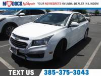 Used 2016 Chevrolet Cruze Limited 1LT Auto Sedan in Lindon