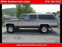 1990 Chevrolet Suburban 2500 4WD