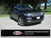 Certified Used 2016 Land Rover Range Rover Autobiography (4WD 4dr Autobiography LWB) in Houston