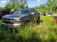 Used 2007 Chevrolet Avalanche LT w/3LT