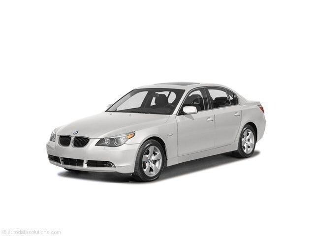 Photo Used 2004 BMW 525i For Sale Near Atlanta  UNION CITY GA  VINWBANA53524B849609