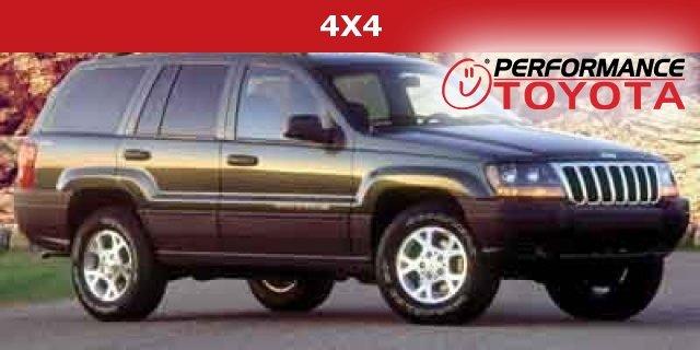 Photo 2000 Jeep Grand Cherokee Laredo SUV